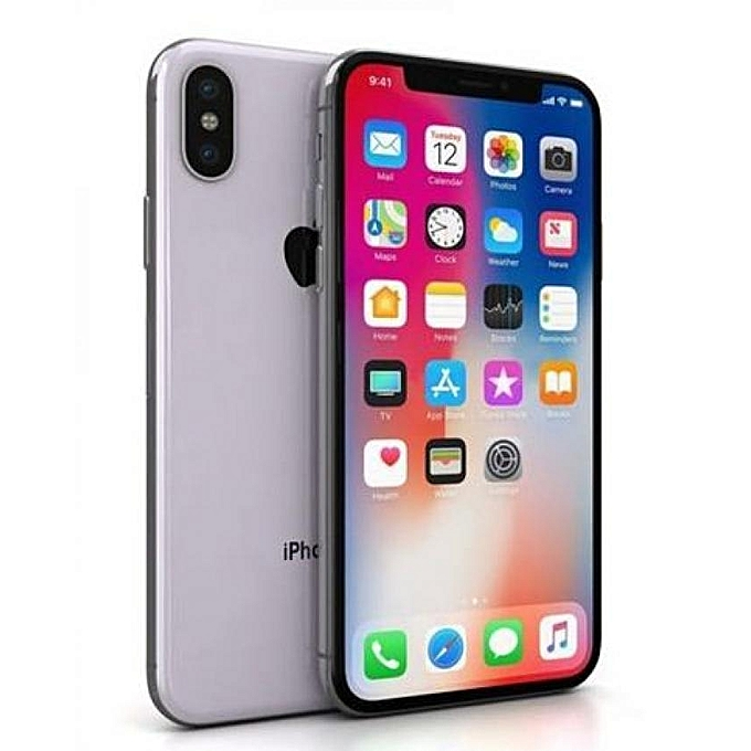 apple iphone x 64go hdd argent au cameroun prix pas cher jumia cameroun. Black Bedroom Furniture Sets. Home Design Ideas