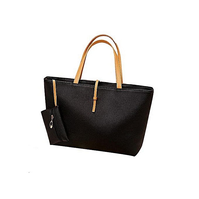 1c220976f8 FASHION Sac à bandoulière Fashion Simple Lady - Noir | Jumia CM