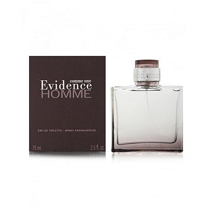 Yves Rocher Perfume As An Evidence Men 75 Ml Jumia Cm