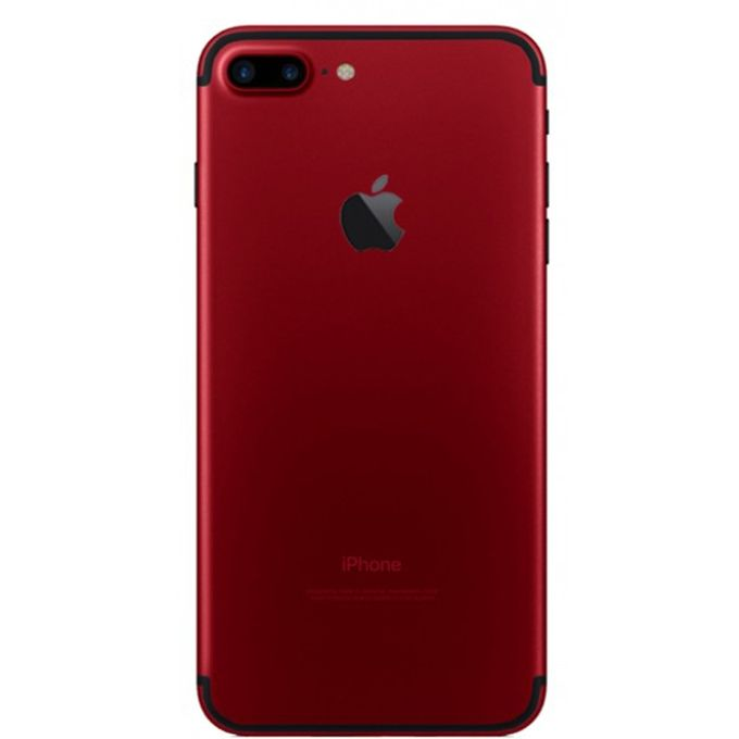 apple iphone 7 plus 256gb hdd red buy online jumia cameroun. Black Bedroom Furniture Sets. Home Design Ideas