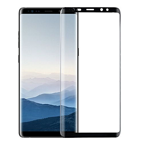 Ultra-thin HD PET Screen Protector Film For Galaxy Note 8(Black)
