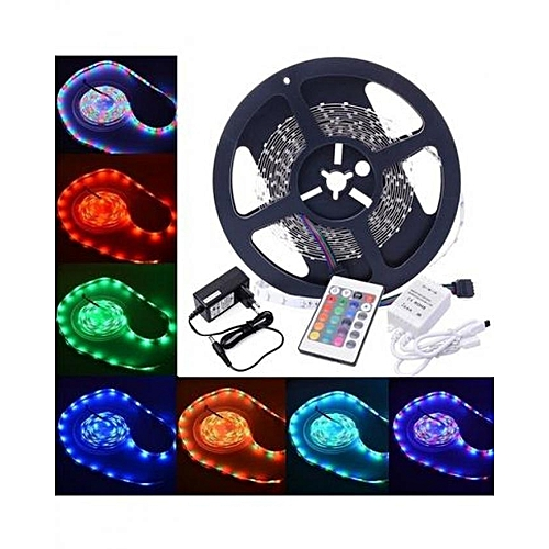 Produit Générique 2835 Led Light Strip With Color Variation