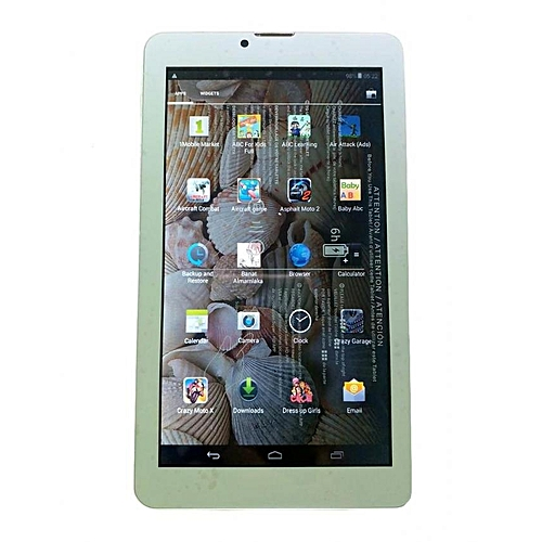 C Ideac Idea Cm Tablet    Go Hdd  White And Pink  Power