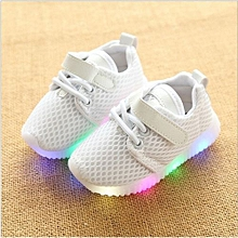 98074f8088828 Baby  039 s Led Lighting Sports Running Shoes