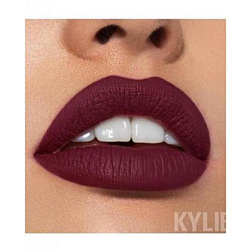 kylie vente flash rouge a l vres matte liquide 12ml. Black Bedroom Furniture Sets. Home Design Ideas