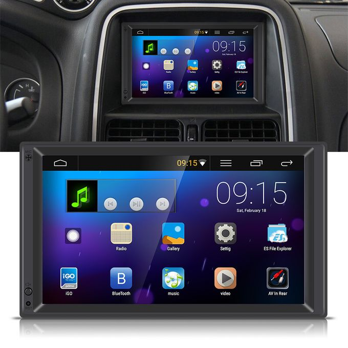Car Stereo Radio MP5 Player with GPS