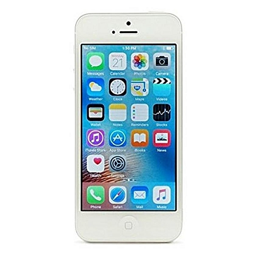 apple iphone 5 64go hdd blanc telephonie jumia cameroun. Black Bedroom Furniture Sets. Home Design Ideas